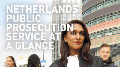 Netherlands Public Prosecution Service at a glance