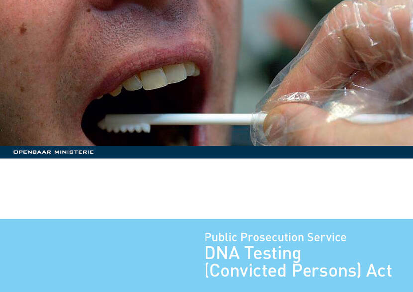 DNA testing (convicted persons) Act
