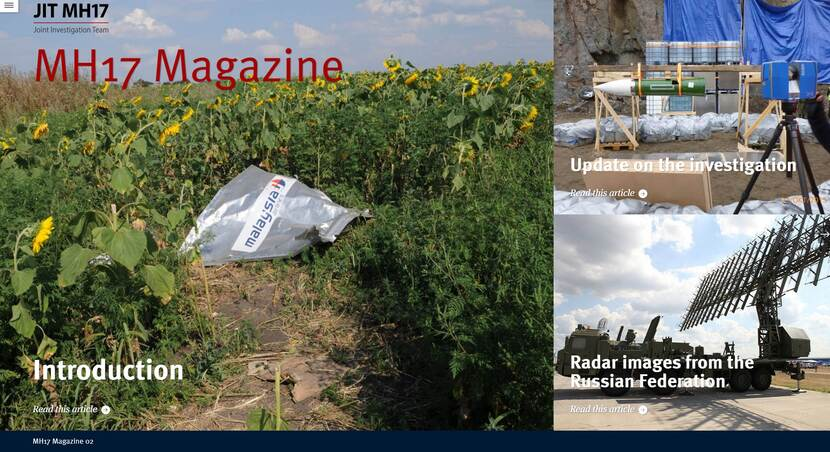 MH17 magazine - may 2017